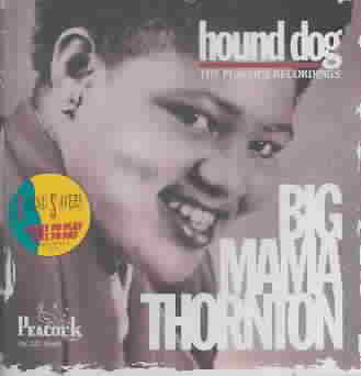 HOUND DOG BY THORNTON,BIG MAMA (CD)