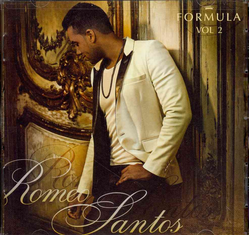 FORMULA VOL 2 BY SANTOS,ROMEO (CD)
